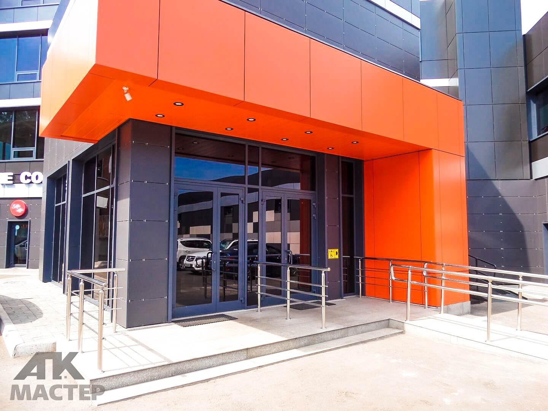 фигурой фото примеров оформления офисного входа в здание важно быть